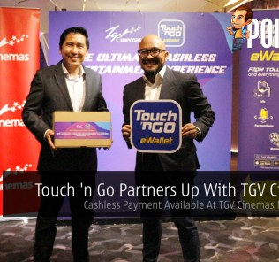 Touch 'n Go Partners Up With TGV Cinemas — Cashless Payment Now Available At 35 TGV Cinemas Nationwide 26