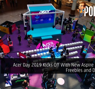 Acer Day 2019 Kicks Off With New Aspire Laptops, Freebies and Discounts
