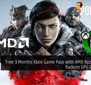 Free 3 Months Xbox Game Pass with AMD Ryzen CPU / Radeon GPU Purchase