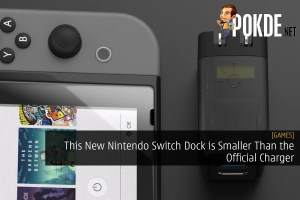 This New Nintendo Switch Dock is Smaller Than the Official Charger