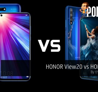 HONOR View20 vs HONOR 20 — by the numbers 35