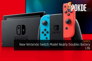New Nintendo Switch Model Nearly Doubles Battery Life