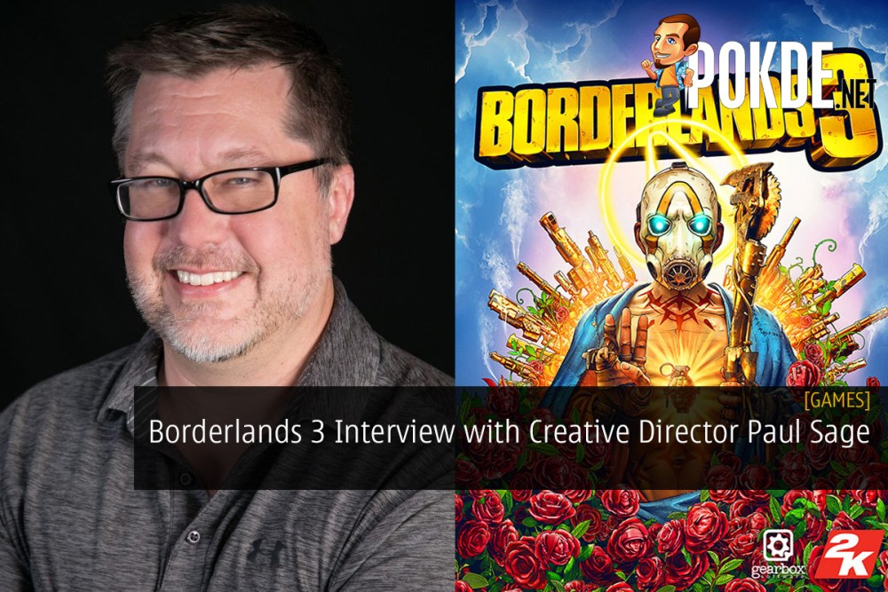 Borderlands 3 Interview with Creative Director Paul Sage