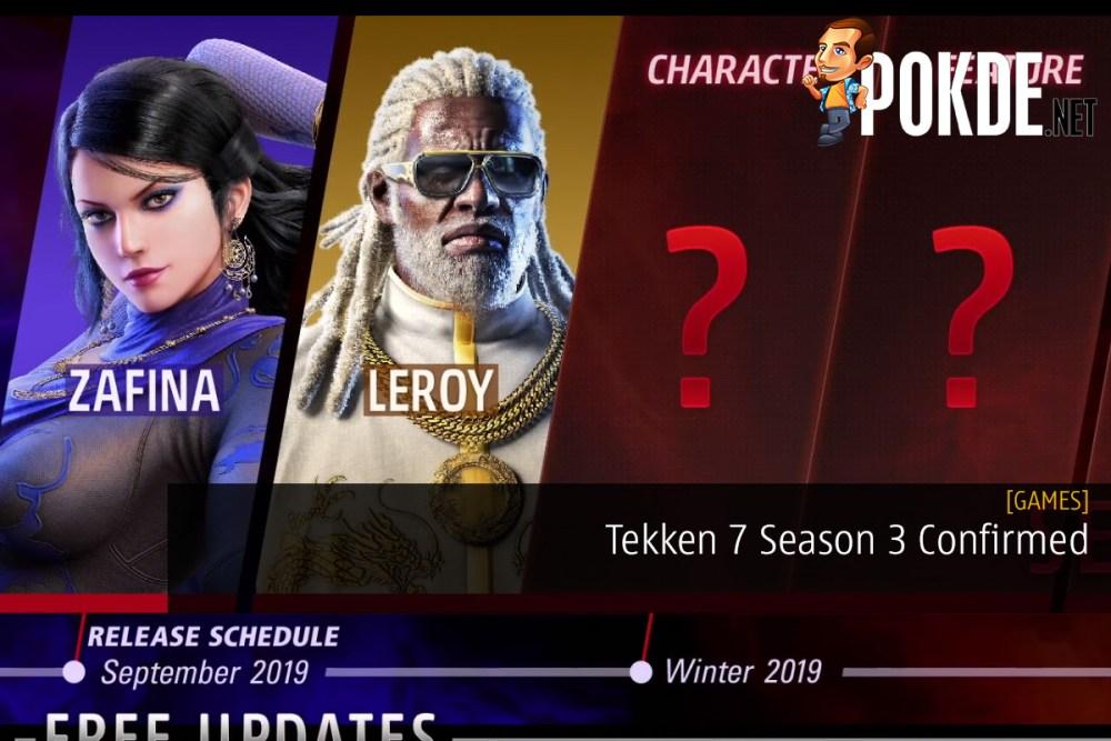 Tekken 7 Season 3 Confirmed