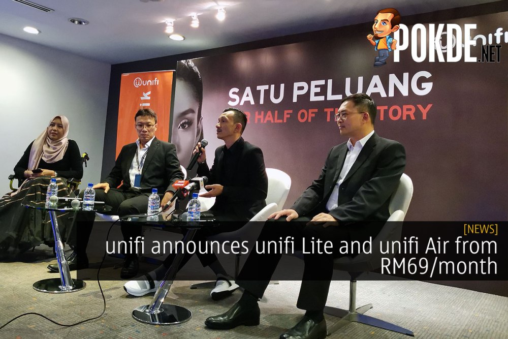 unifi announces unifi Lite and unifi Air from RM69/month 27