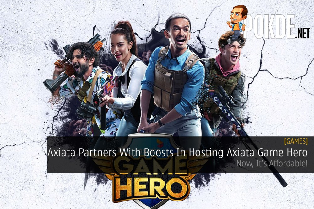 Axiata Partners With Boosts In Hosting Axiata Game Hero — Free Fire Tournament With RM500,000 Prize Pool 26