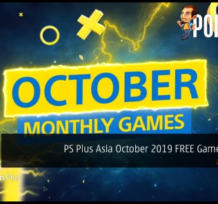 PS Plus Asia October 2019 FREE Games Lineup
