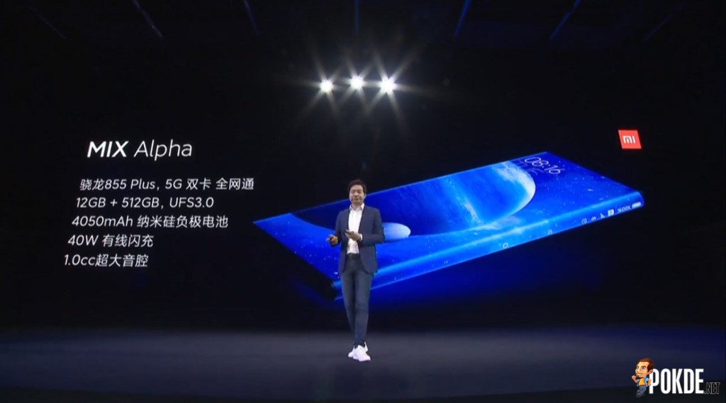 Xiaomi Unveils The Crazy Mi Mix Alpha With 180% Screen That Features A 108MP Camera 33