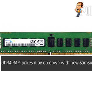 DDR4 RAM prices may go down with new Samsung A-die 22