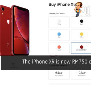 The iPhone XR is now RM750 cheaper 41