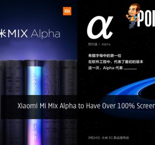 Xiaomi Mi Mix Alpha to Have Over 100% Screen-to-Body Ratio
