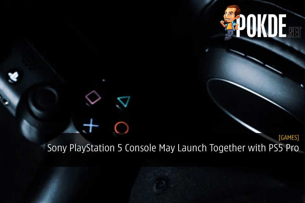 Sony PlayStation 5 Console May Launch Together with PS5 Pro