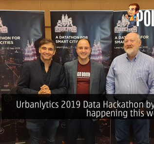 Urbanlytics 2019 Data Hackathon by Axiata happening this weekend 28