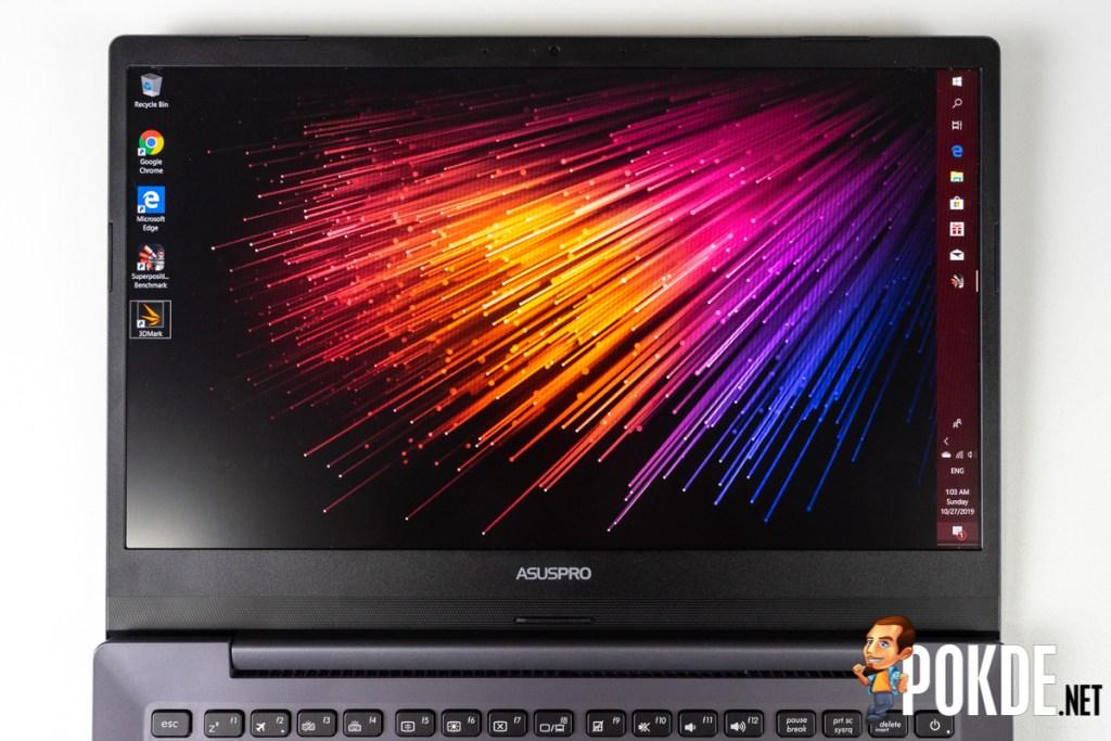 ASUS ExpertBook P5440 screen