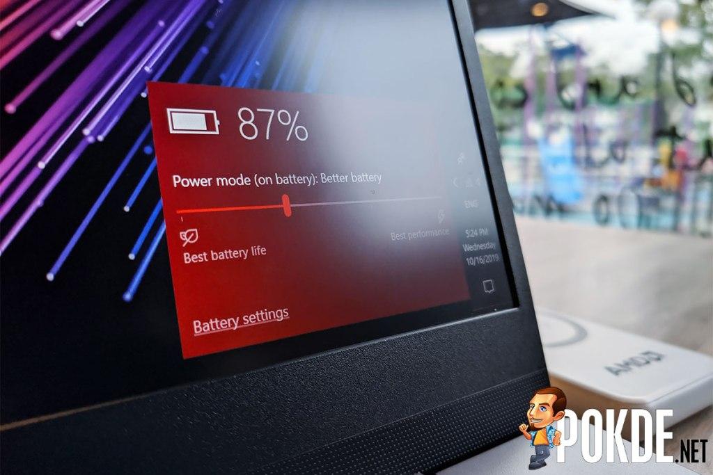 ASUS ExpertBook P5440 battery life
