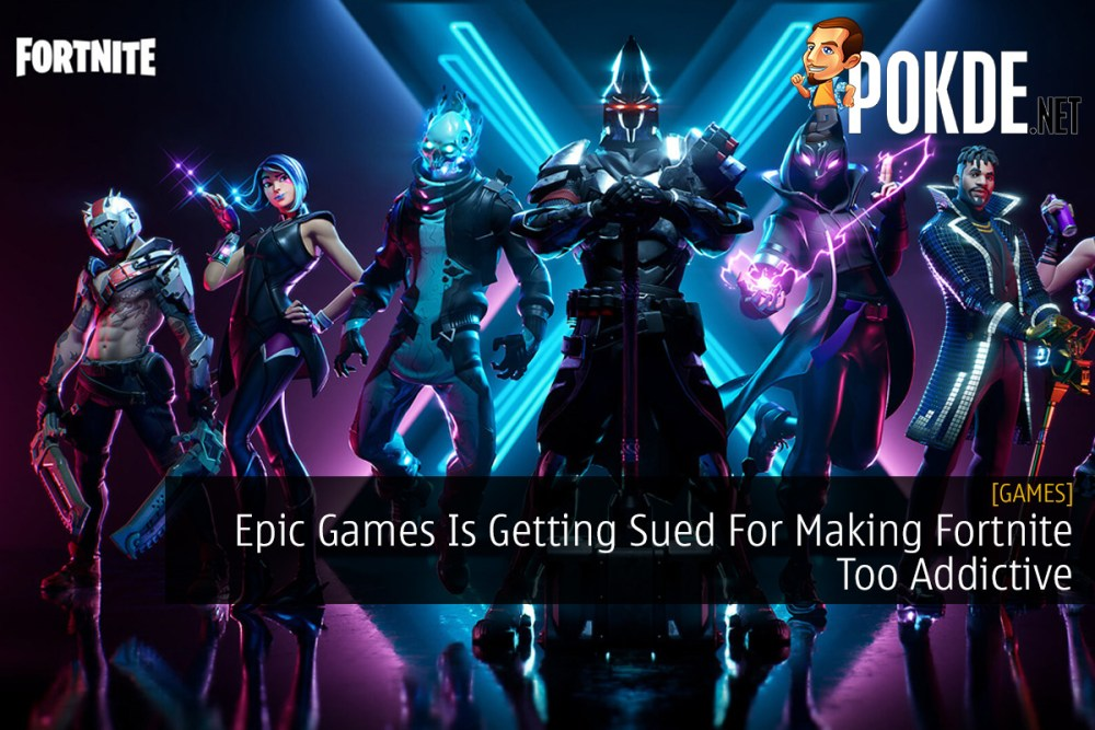 Epic Games Is Getting Sued For Making Fortnite Too Addictive 25