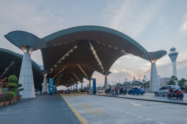 There Are New Designated Pick Up Points for E-Hailing Services at KLIA and KLIA2 22