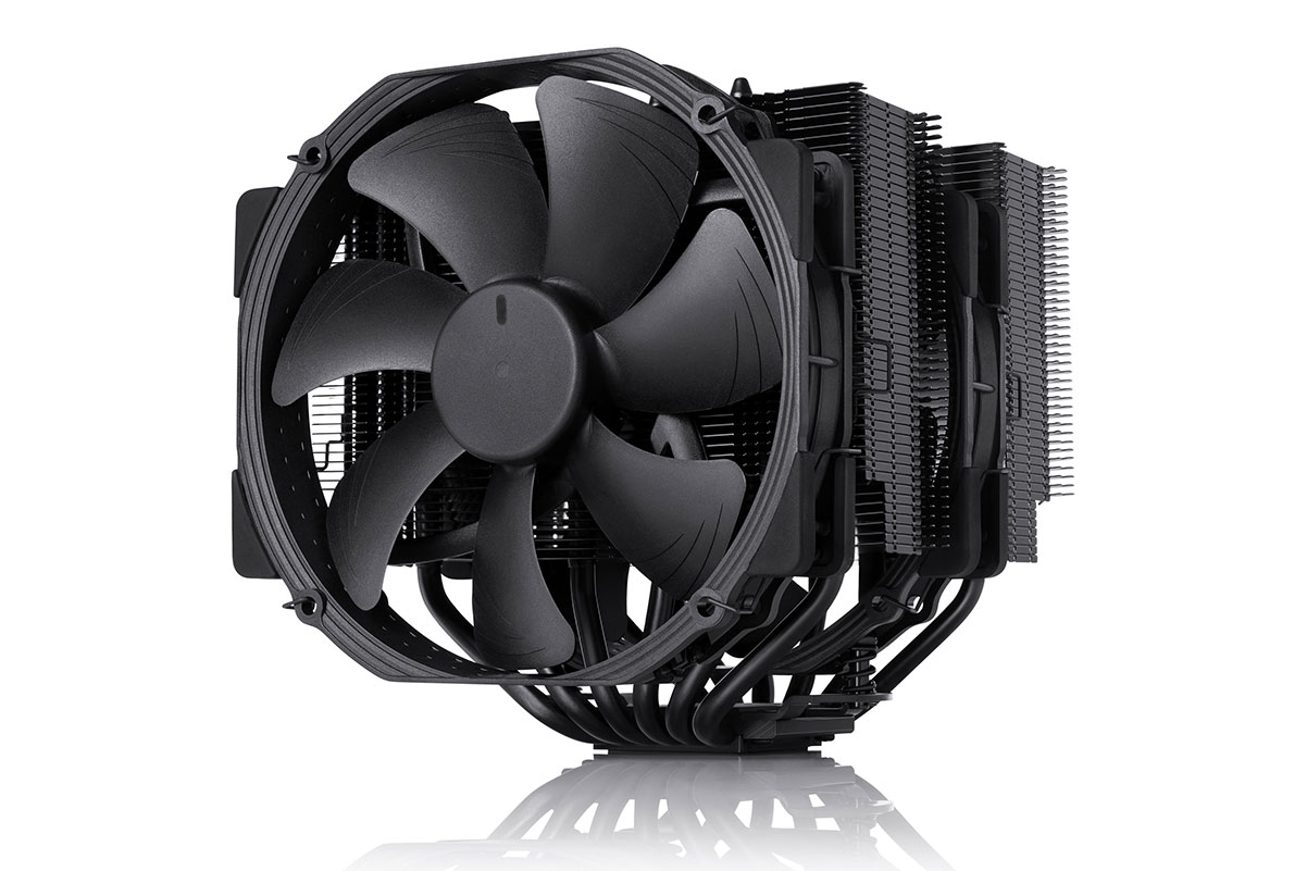 Noctua chromax.black CPU coolers finally released 23
