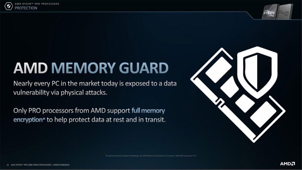 The AMD Ryzen 9 PRO 3900 is a 65W 12-core processor 18