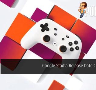 Google Stadia Release Date Confirmed