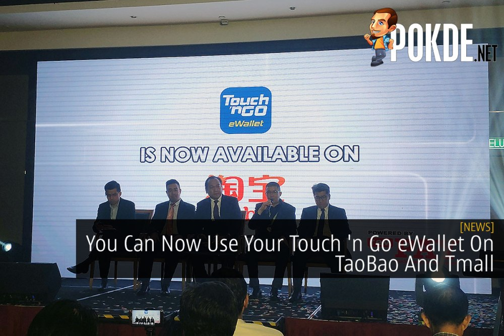 You Can Now Use Your Touch 'n Go eWallet On TaoBao And Tmall 26