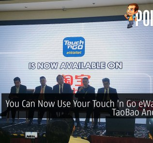 You Can Now Use Your Touch 'n Go eWallet On TaoBao And Tmall 25