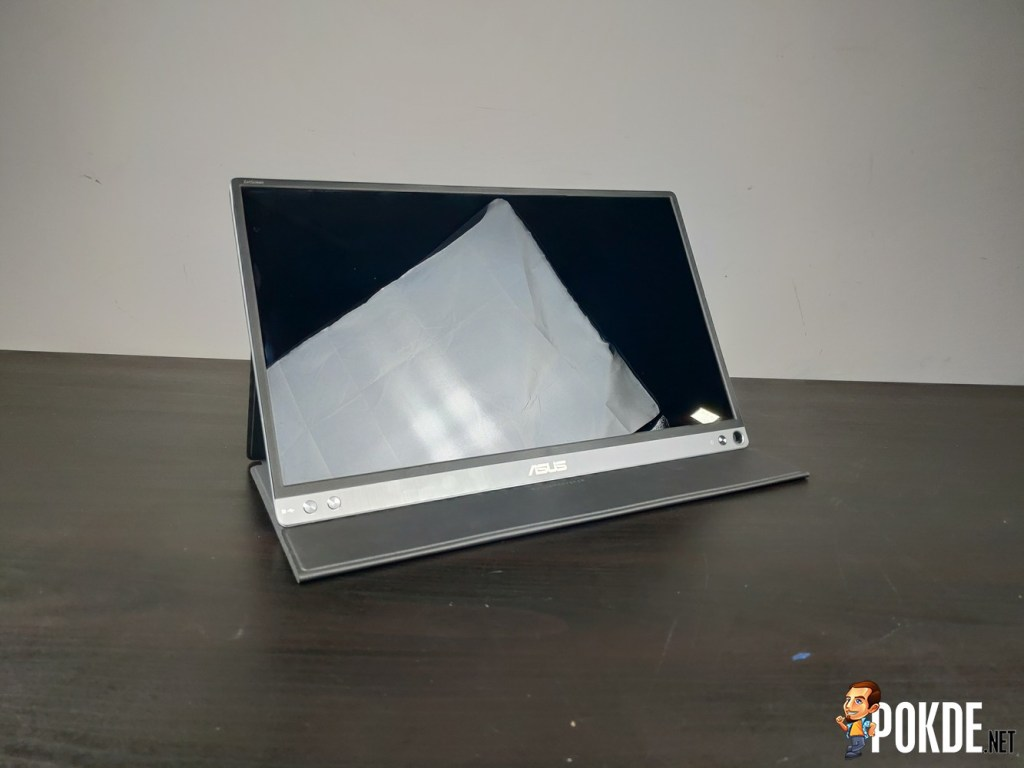 ASUS ZenScreen MB16AC Portable Monitor Review - It's Useful But...