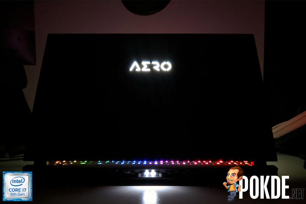 GIGABYTE AERO 15 OLED — the first OLED laptop in Malaysia! 34