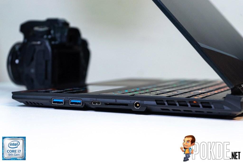 GIGABYTE AERO 15 OLED — the first OLED laptop in Malaysia! 32