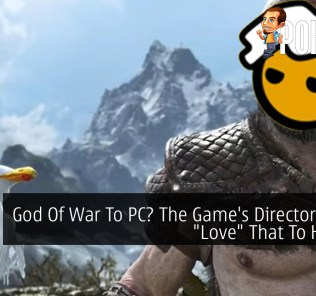"God Of War To PC? The Game's Director Would ""Love"" That To Happen 27"