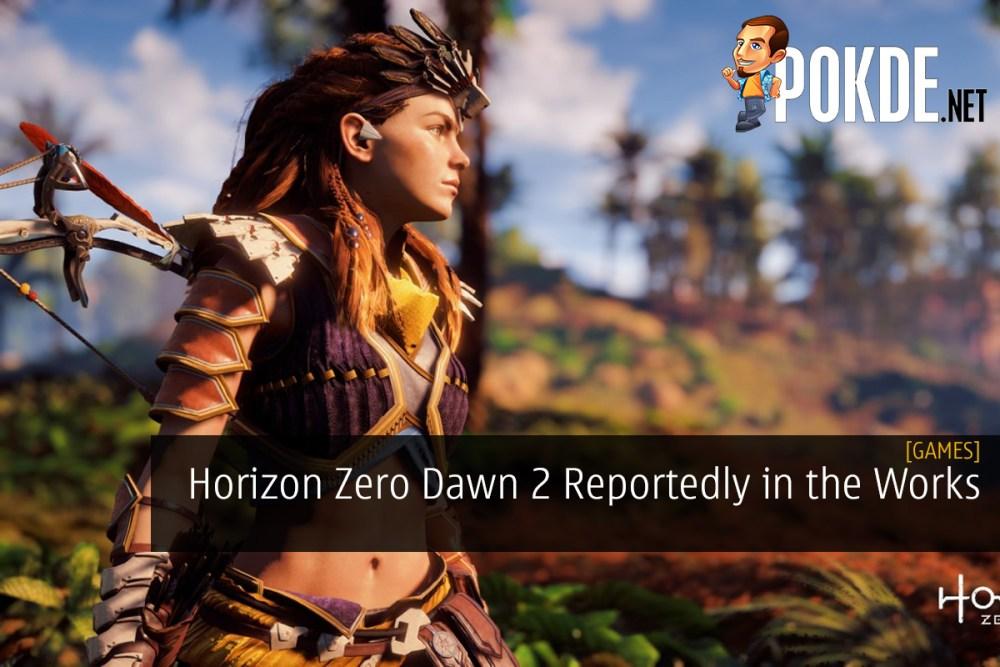Horizon Zero Dawn 2 Reportedly in the Works