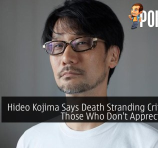 Hideo Kojima Says Death Stranding Critics Are Those Who Don't Appreciate Art 31