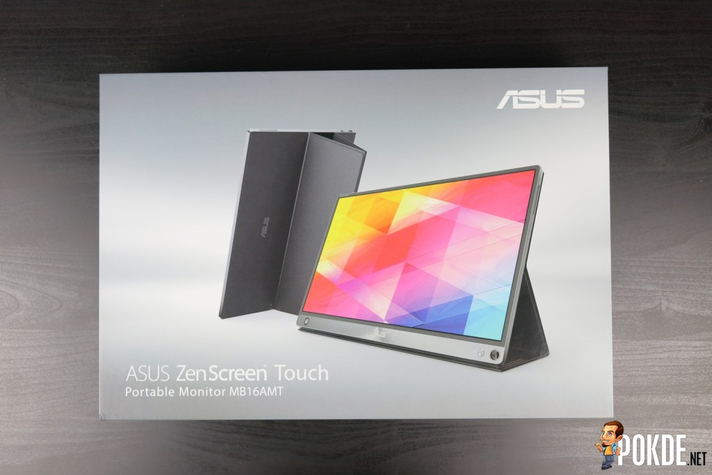 ASUS ZenScreen Touch MB16AMT Portable Monitor Review - Portable Productivity Powerhouse
