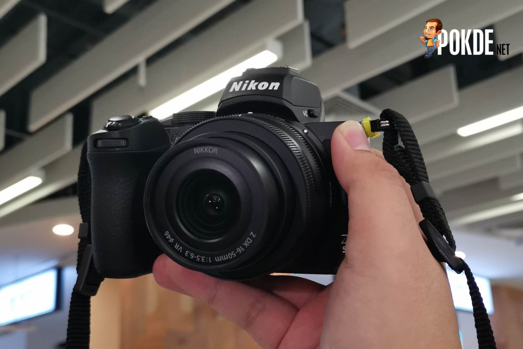 Nikon Z 50 quick hands on! Solid entry to Z system! 20