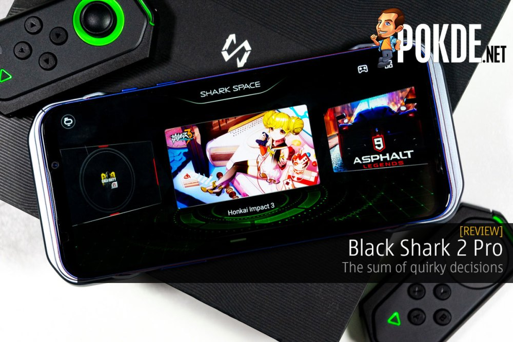 Black Shark 2 Pro Review — the sum of quirky decisions 23