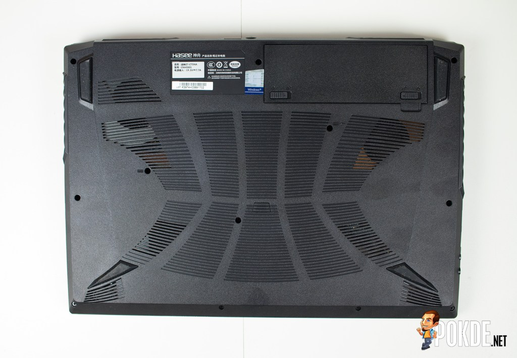 Commandos Carbine 4 Plus Gaming Laptop Review 21