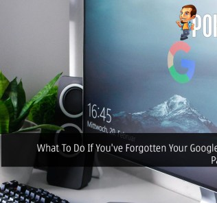 What To Do If You've Forgotten Your Google Account Password?