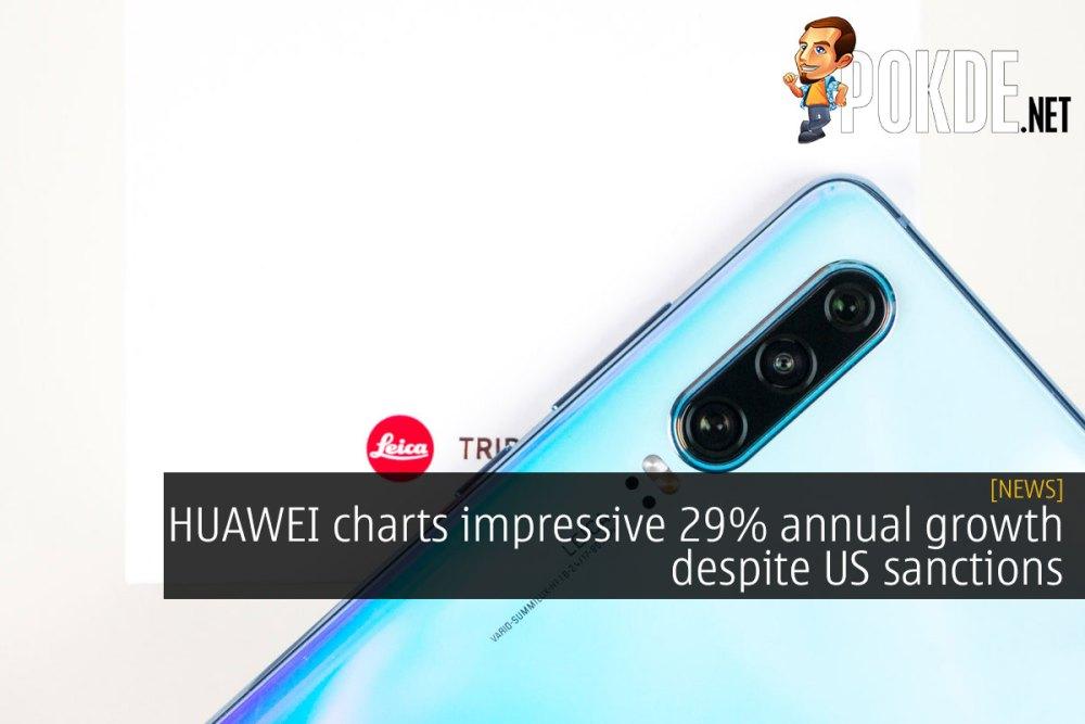 HUAWEI charts impressive 29% annual growth despite US sanctions 22