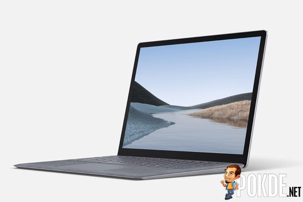 surface laptop 3 platinum alcantara
