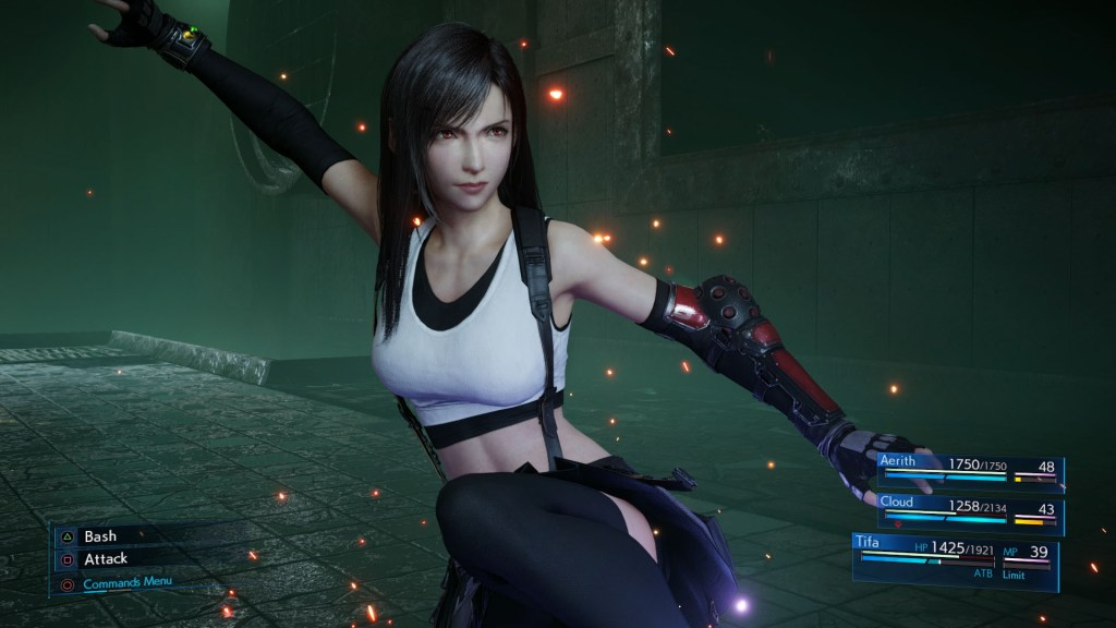 Voice Actress for Tifa Lockhart in FF7 Remake Received Death Threats 32