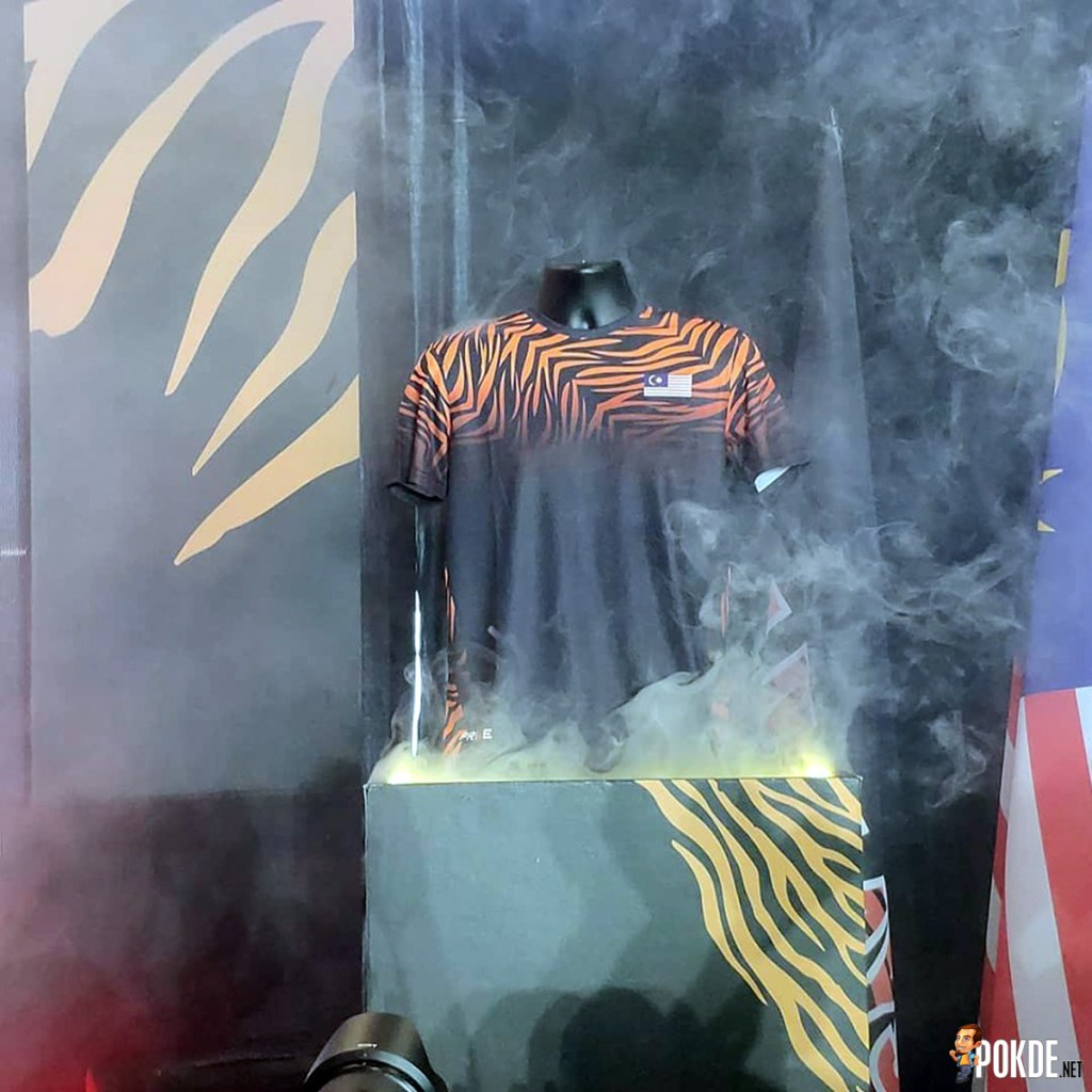 unifi Unveils New Limited Edition Jersey In Support Of Malaysia's SEA Games 2019 Journey 25