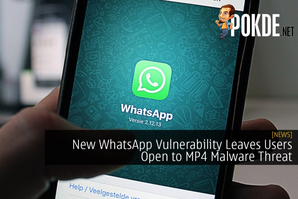New WhatsApp Vulnerability Leaves Users Open to MP4 Malware Threat