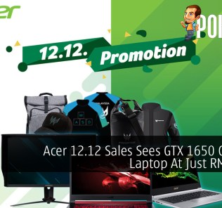 Acer 12.12 Sales Sees GTX 1650 Gaming Laptop At Just RM2,999! 23