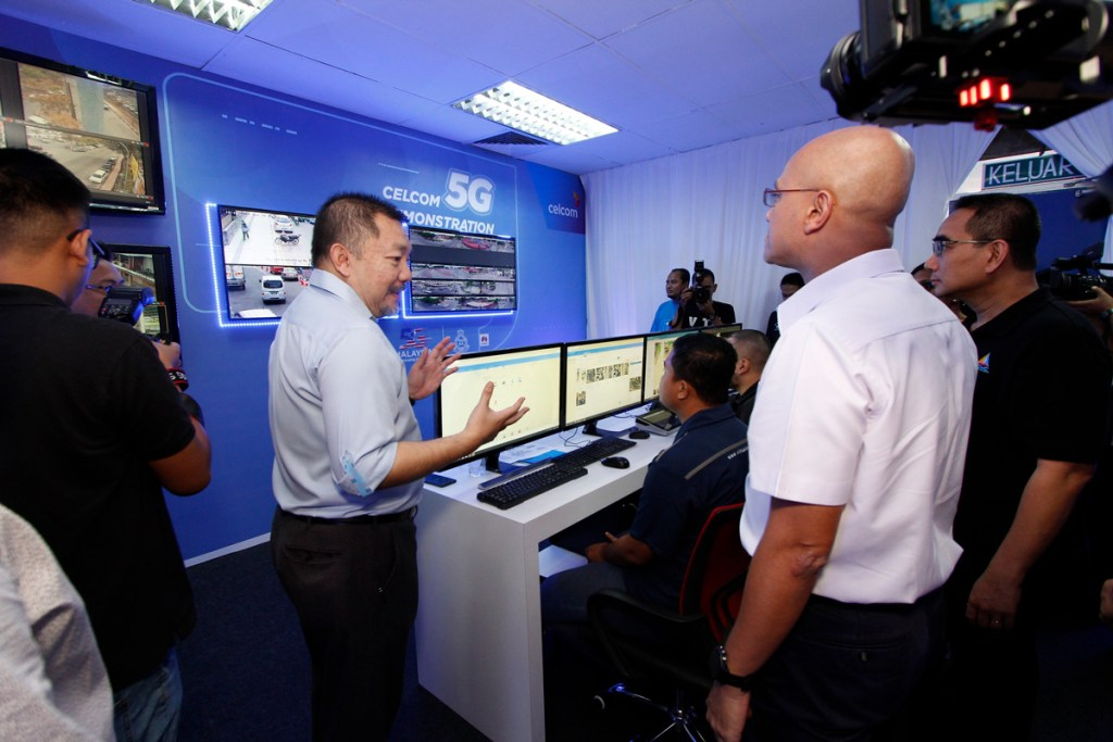 Celcom Explores 5G Technology's Future At Langkawi 30