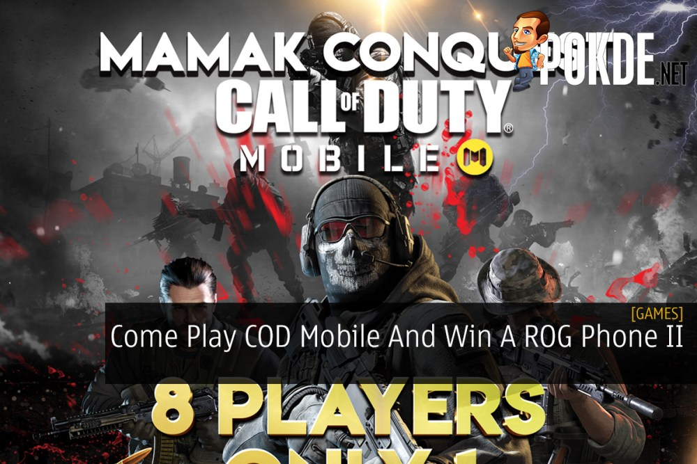 Come Play COD Mobile And Win A ROG Phone II 34