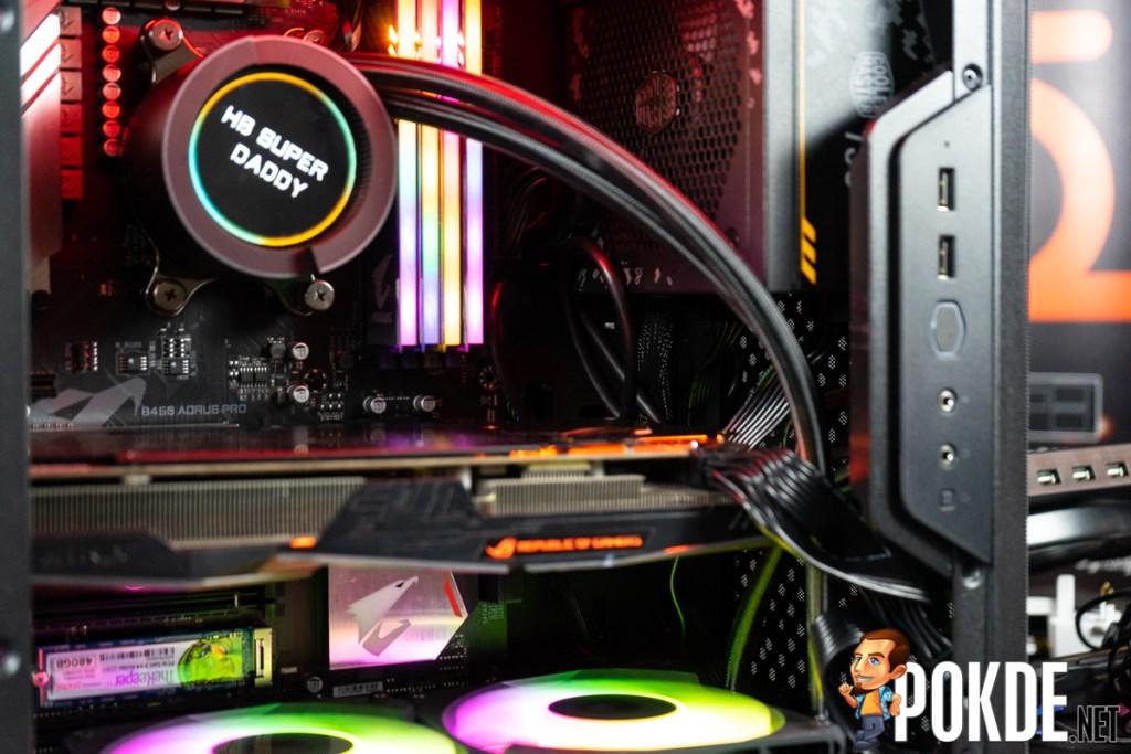 cooler master q500l rgb build