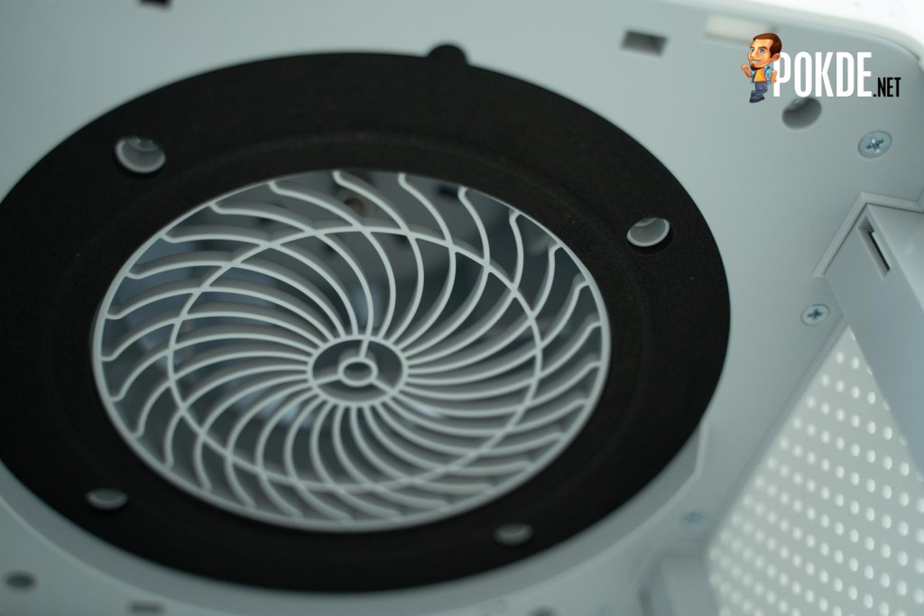 Mi Air Purifier Pro's filtration motor