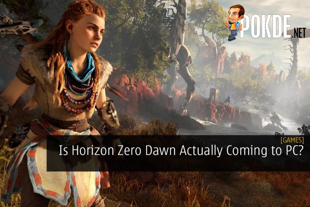 Is Horizon Zero Dawn Actually Coming to PC?