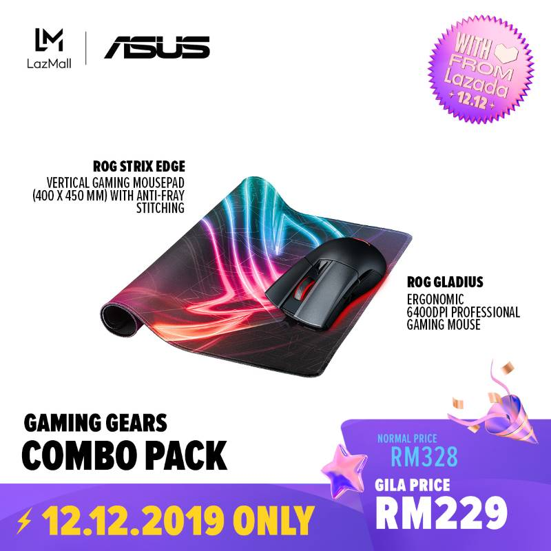 Get the ASUS VG278QR for just RM999! 30