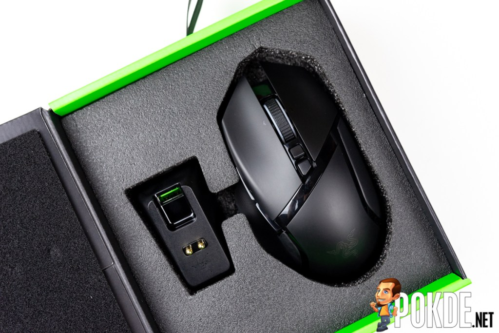 razer basilisk ultimate review open box